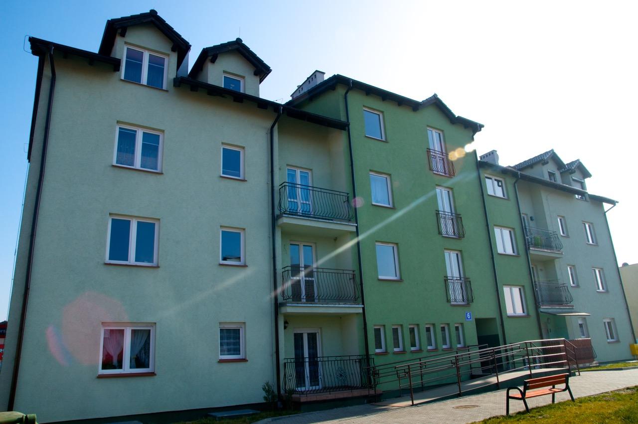 Ścinawa, ul. Grunwaldzka