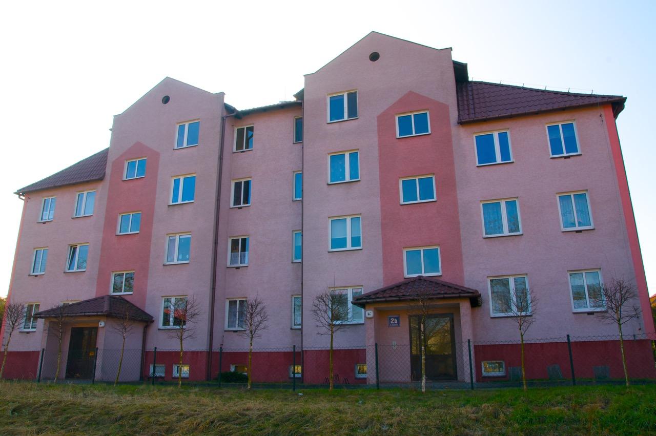 Wołów, ul. Wileńska